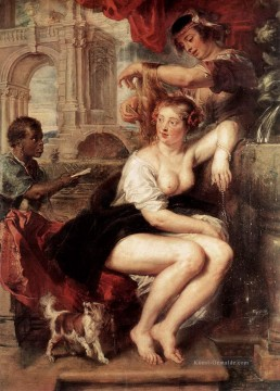 Peter Paul Rubens Werke - bathsheba am Brunnen Peter Paul Rubens