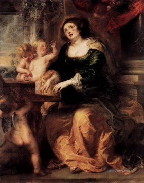 Peter Paul Rubens Werke - Cäcilien 1640 Peter Paul Rubens