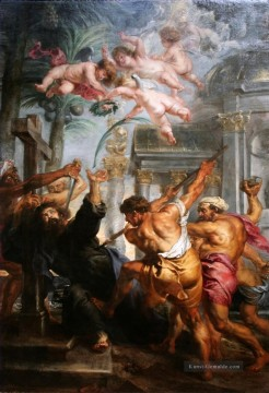 Peter Paul Rubens Werke - Martyrium von St Thomas Peter Paul Rubens