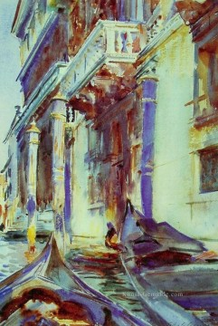 On the Grand Canal John Singer Sargent