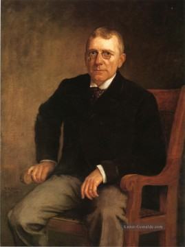 James Ölgemälde - Porträt von James Whitcomb Riley Theodore Clement Steele