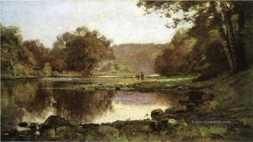 The Creek Theodore Clement Steele Ölgemälde