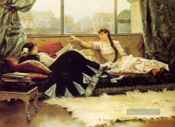 Reading Aloud Frau Julius LeBlanc Stewart
