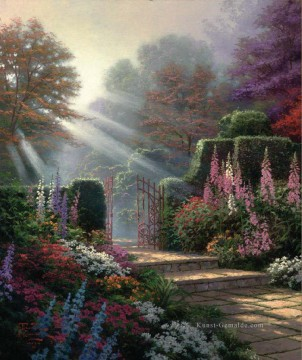 Thomas Kinkade Werke - Garden of Grace Thomas Kinkade