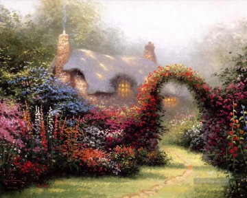 Morgen Künstler - Glory Of Morgen Thomas Kinkade