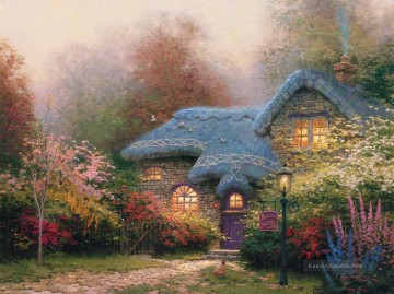 Heather Hutch Thomas Kinkade Ölgemälde