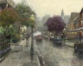 Jackson Straße Cape May Thomas Kinkade