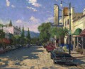 Los Gatos Thomas Kinkade