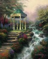 Sweetheart Gazebo Thomas Kinkade