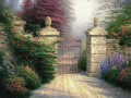 Die Open Gate Thomas Kinkade