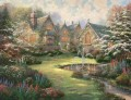 Garten Manor Thomas Kinkade
