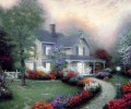 Home Is Where The Heart Is Thomas Kinkade