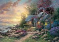 Seaside Hideaway Thomas Kinkade