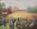 The Garden Party Thomas Kinkade