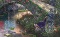 Cinderella Wishes part3 Thomas Kinkade