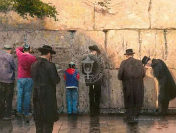 Thomas Kinkade Werke - The Wailing Wall Jerusalem Thomas Kinkade