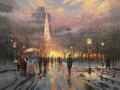 Boston Feiern Thomas Kinkade