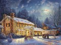 National Lampoon Weihnachten Urlaub Thomas Kinkade