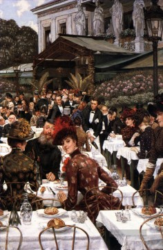 Die Künstler Damen James Jacques Joseph Tissot