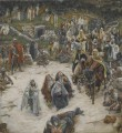 Was Our Saviour Saw von der überqueren Sie James Jacques Joseph Tissot