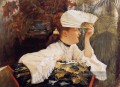 Der Fan James Jacques Joseph Tissot