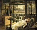 A Passing Sturm James Jacques Joseph Tissot