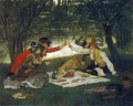 Partie Carree James Jacques Joseph Tissot