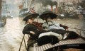 Die Themse James Jacques Joseph Tissot
