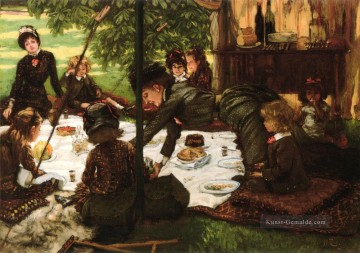 Childrens Partei James Jacques Joseph Tissot