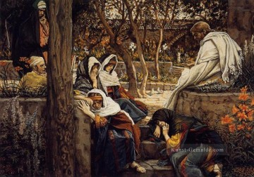 Jacques Galerie - Jesus in Bethanien James Jacques Joseph Tissot