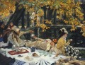Des Picknick James Jacques Joseph Tissot