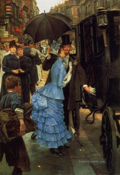 Die Brautjungfer James Jacques Joseph Tissot Ölgemälde