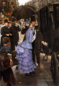 der Reisende James Jacques Joseph Tissot