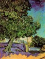 Chestnut Tree in Blossom Vincent van Gogh