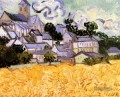 View of Auvers with Church Vincent van Gogh