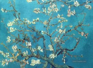 Branches with Almond Blossom Vincent van Gogh Ölgemälde
