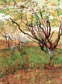 Orchard in Blossom Vincent van Gogh