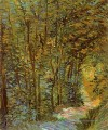 Path in the Woods Vincent van Gogh