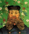 Porträt of the Postman Joseph Roulin 2 Vincent van Gogh