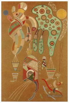 41 Galerie - Untitled 1941 Wassily Kandinsky