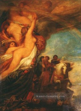 life Malerei - Lifes Illusions 1849 symbolist George Frederic Watts