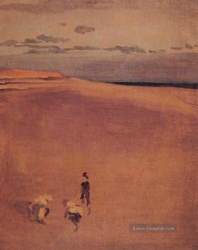 The Strand at Selsey Bill James Abbott McNeill Whistler
