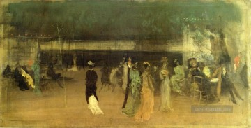 James Ölgemälde - Cremorne Gardens No 2 James Abbott McNeill Whistler