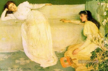 Symphony in White No 3 James Abbott McNeill Whistler