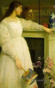 James Ölgemälde - Symphony in White kein 2Die Little White Mädchen James Abbott McNeill Whistler