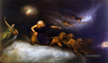 Sturm Galerie - Der Geist des Sturms William Holbrook Beard