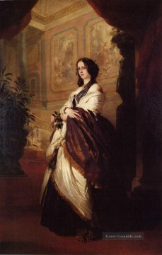 Winter Galerie - Harriet Howard Duchess of Sutherland Königtum Porträt Franz Xaver Winterhalter
