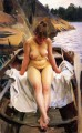 Ich Werners Eka IN Werners Ruderboot Anders Zorn