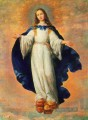 The Immaculate Conception2 Barock Francisco Zurbaron