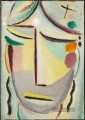 SAVIOURS FACE MOONLIGHT ANNUNCIATION Alexej von Jawlensky Expressionismus